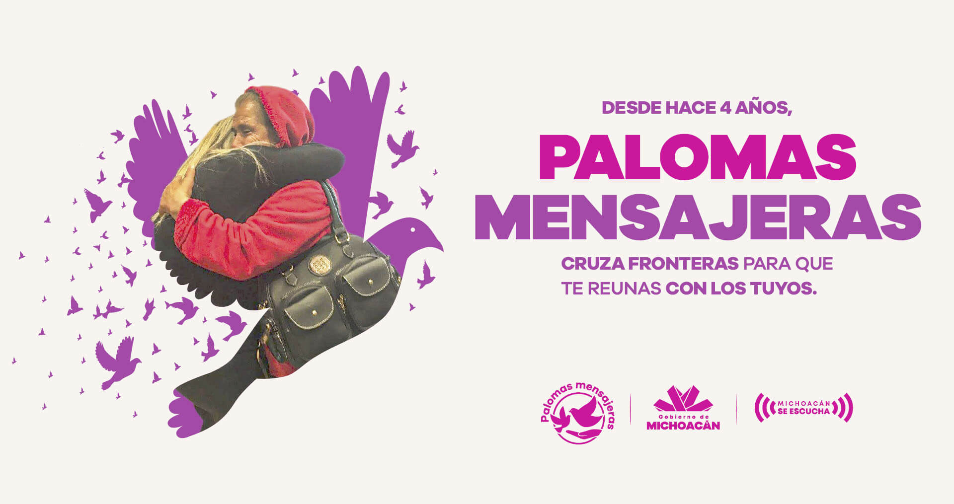 palomas mensajeras michoacan