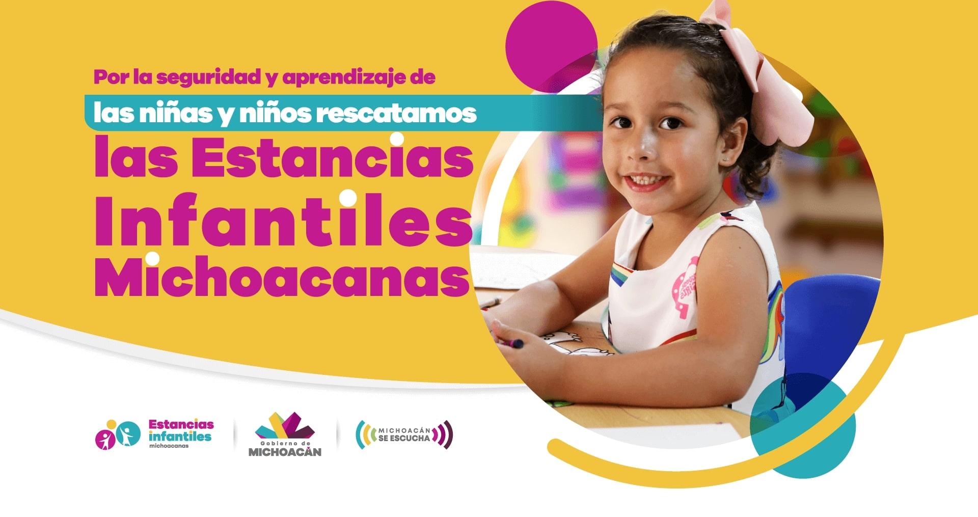 estancias infantiles michoacan